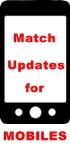 updatesMOBI